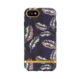 Mobilskal iPhone X Botanical Leaves gold details
