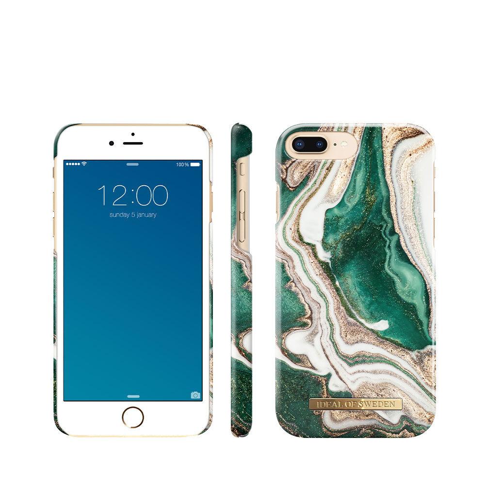 Mobilskal IPHONE 6/6S/7/8 PLUS GOLDEN JADE MARBLE