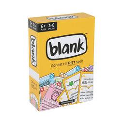 Sällskapsspel BLANK