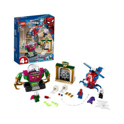 76149 Super Heroes: The Menace of Mysterio