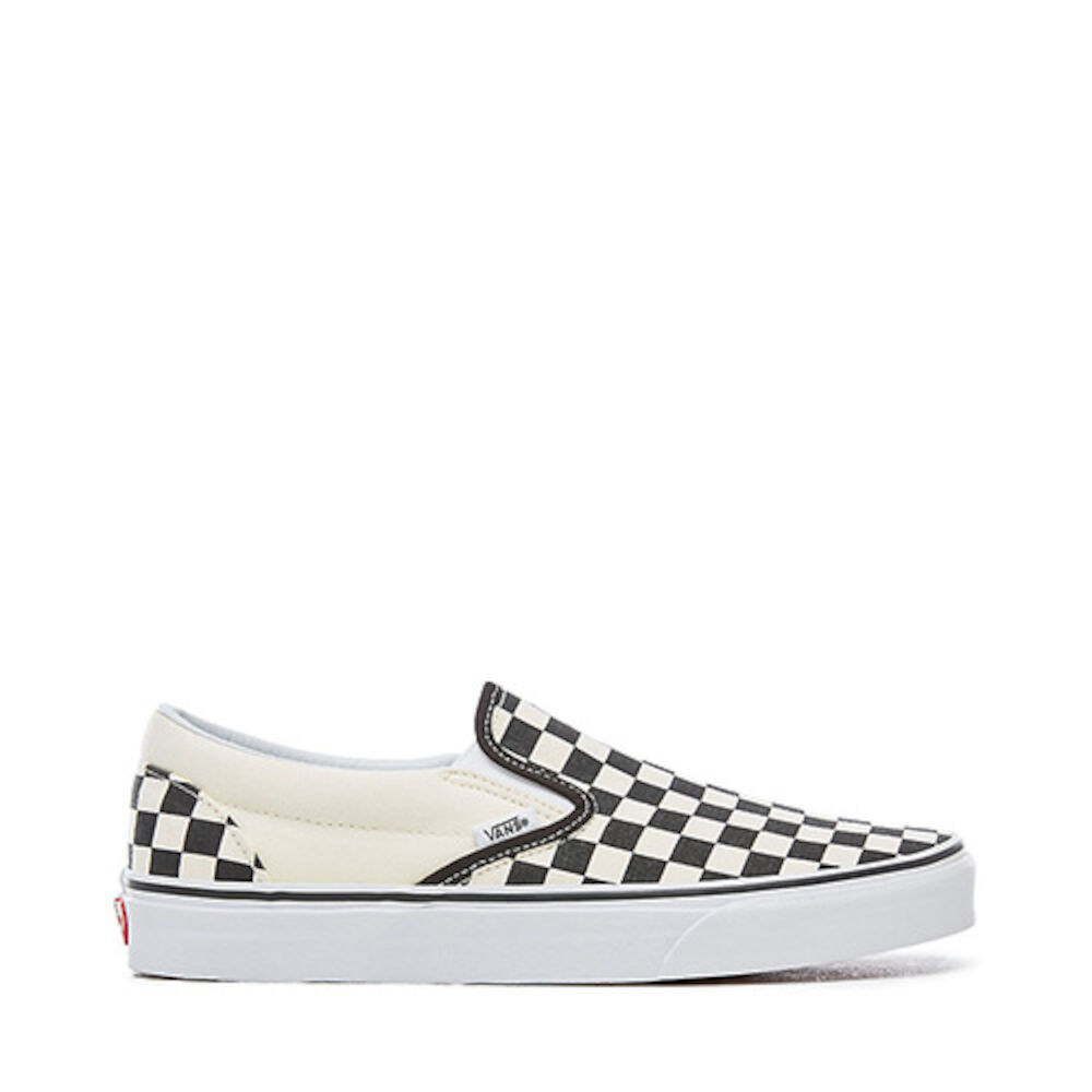 Checkerboard Classic Slip On Shoes
