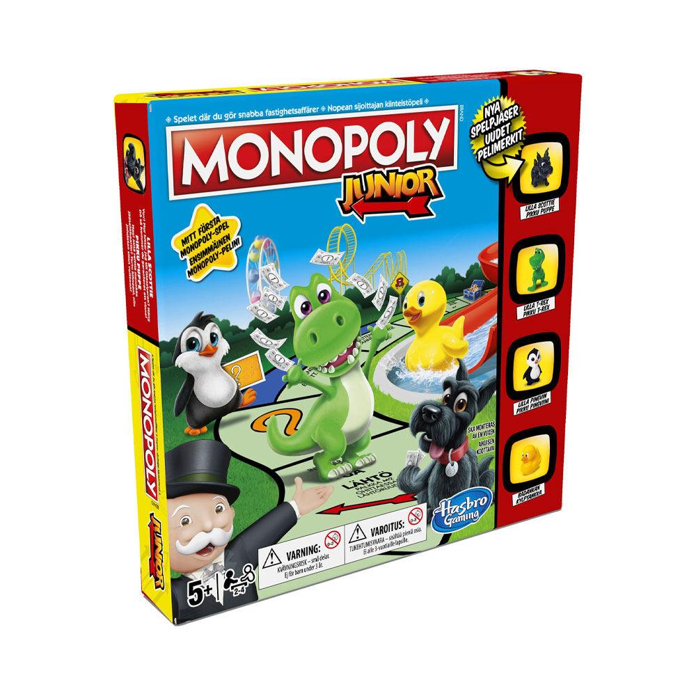 Spel Monopol Junior