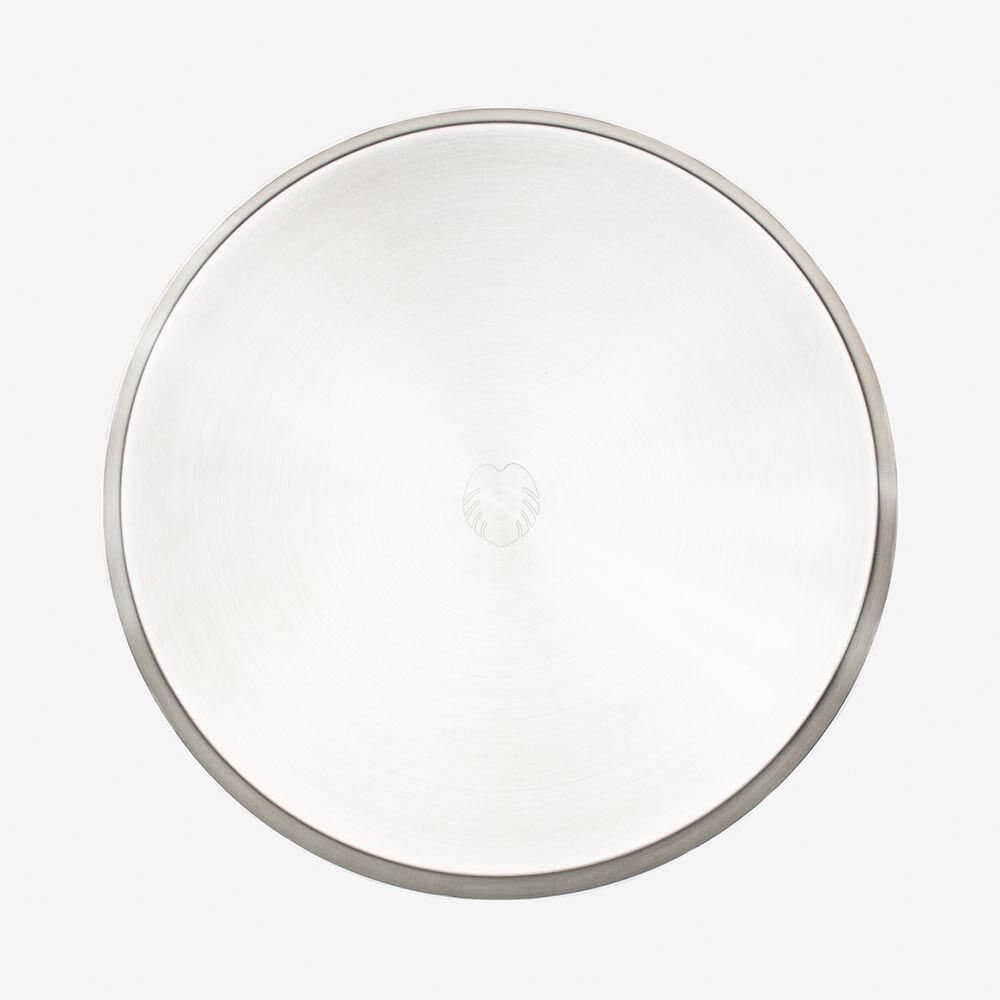 Krukfat Base Large 285 cm silver