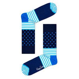 Stripe Dot Sock