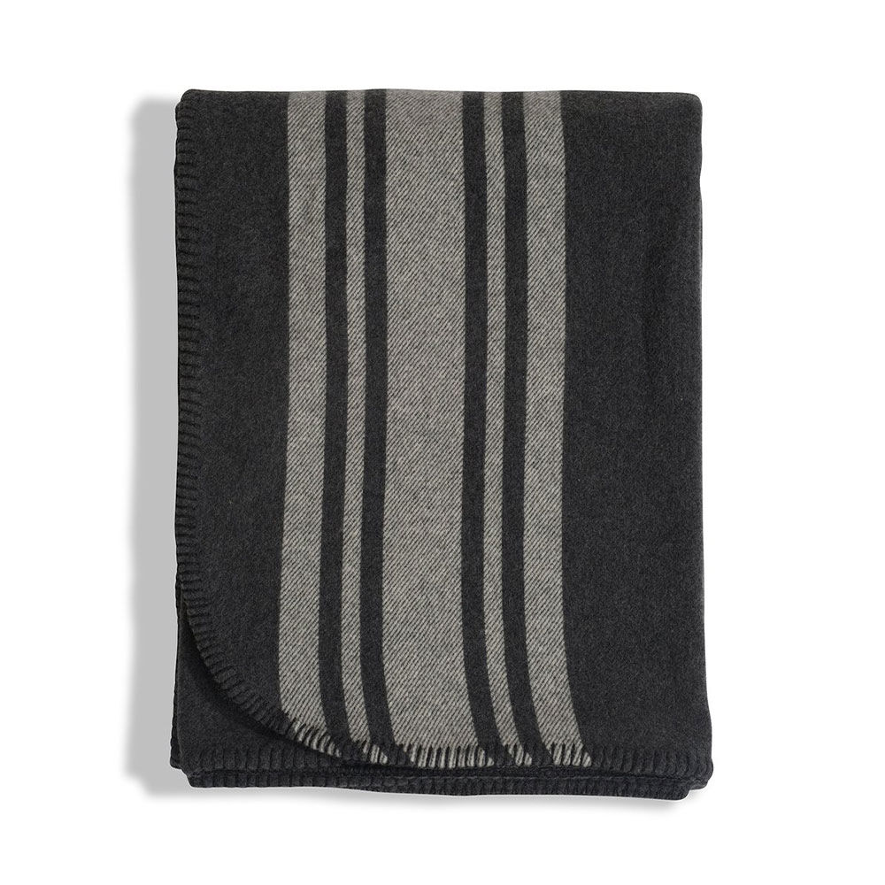 Pläd Striped Wool 140×200 cm