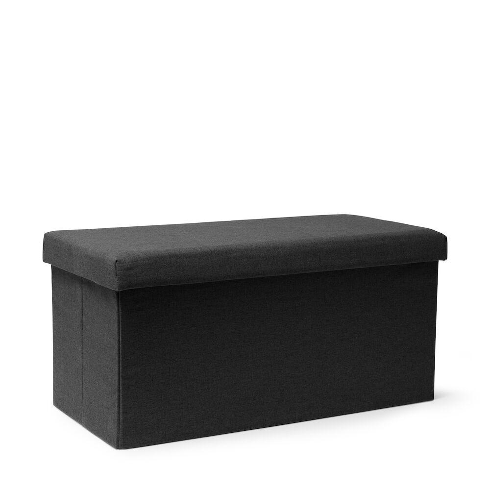 Förvaringsbänk Vivi 76x38x38 cm