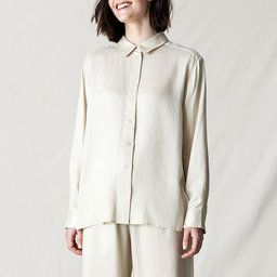 Daily Shirt Stone washed linen