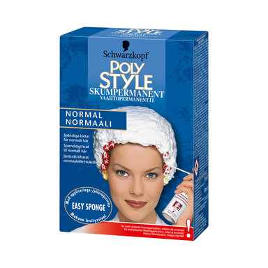 Poly Style Skumpermanent Normal 170 ml