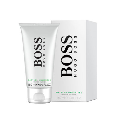 Boss Bottled Unlimited Showergel 150 ml