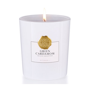 Green Cardamom Scented Candle 360 g
