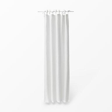 Gardin Linn Tunn med knytband 140×240 cm