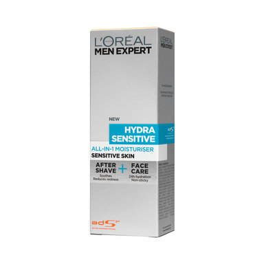 Hydra Sensitive All-In-1 Moisturiser After Shave + Face Care 75 ml