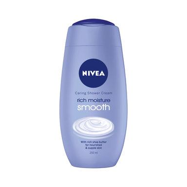 Caring Shower Cream Rich Moisture Smooth 250 ml