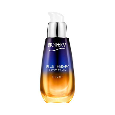 Blue Therapy Serum-In-Oil Night 30 ml
