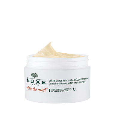 Rêve de miel Ultra Comfortable Face Cream Night 50 ml