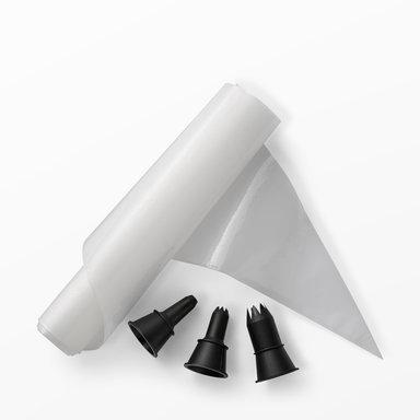 Spritspåsar i plast 13 delar