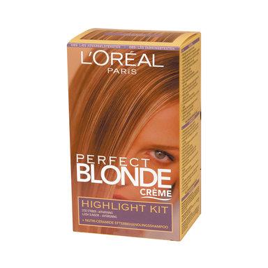 Perfect Blonde Highlight Slingor