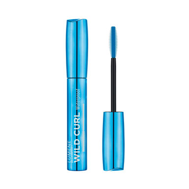 Blueberry Curl Waterproof Mascara Black