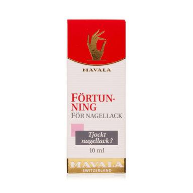 Förtunning för nagellack 10 ml