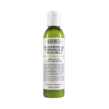 Strengthening and Hydrating Hair Oil-In-Cream 180 ml