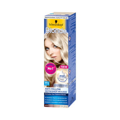 Blonde Refresher Mousse 75 ml