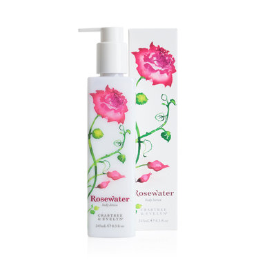 Rosewater Body Lotion 240 ml