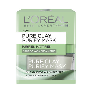 Pure Clay Mask Purify