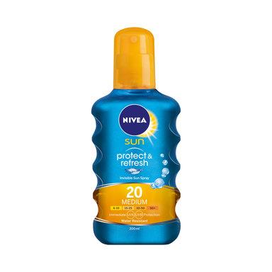 Protect & Refresh Invisible Sun Spray SPF 20 200 ml