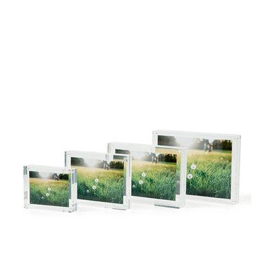 Acrylic magnetic frame