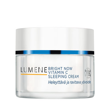 Bright Now Vitamin C Sleeping Cream 50 ml