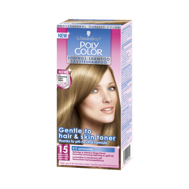 Poly Color Tonings-Shampoo 105 ml