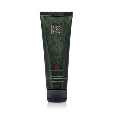 Samurai Scrub Face Scrub & Wash 50 ml