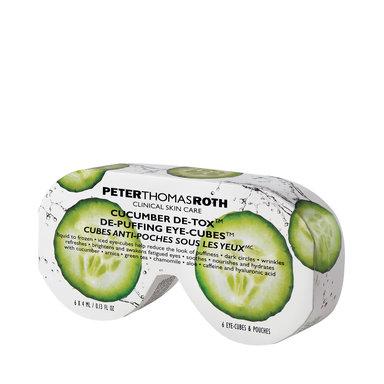 Cucumber Detox Depuffing Eye Cubes 6×4 ml
