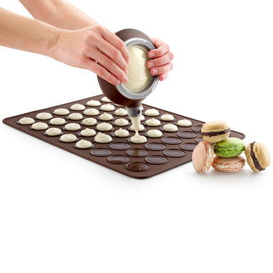 Macaron Bakset