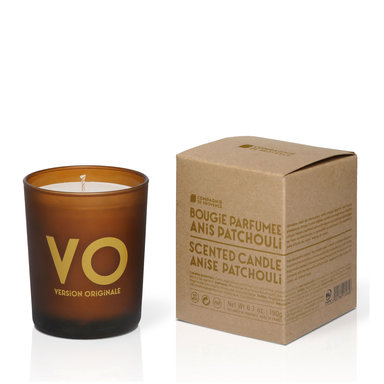 Anise Patchouli Scented Candle 190 g