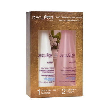 Aroma Cleanse Face Duo
