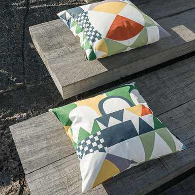 Kuddfodral Bows by Josef Frank 45×45 cm