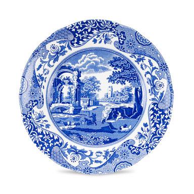Assiett Blue Italian