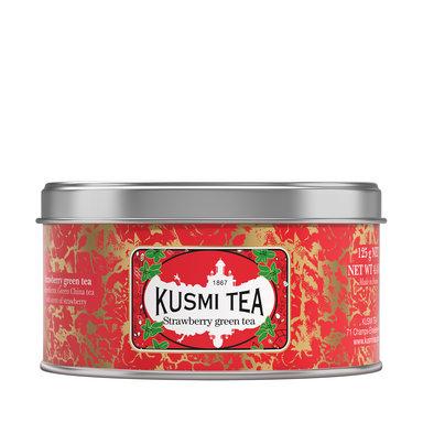 Teburk Strawberry Green Tea