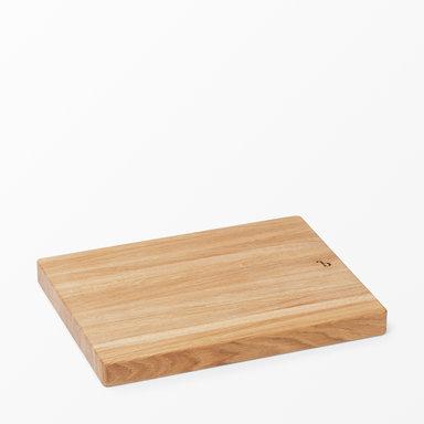Slaktarblock utvald av Björn Frantzén 35x45x4 cm