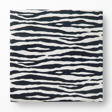 Servetter 30 st, Zebra