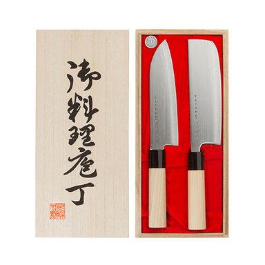 Knivset 2 knivar 17 cm