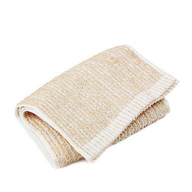 Jute Linen Pile Body Towel