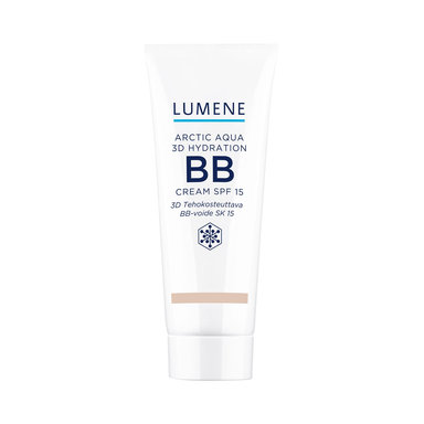 Arctic Aqua 3D Hydration BB Cream SPF 15 40 ml