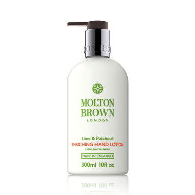 Lime & Patcholi Hand Lotion