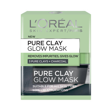 Pure Clay Mask Glow