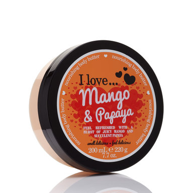 Mango & Papaya Body Butter 200 ml