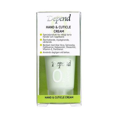 O2 Hand & Cuticle Cream