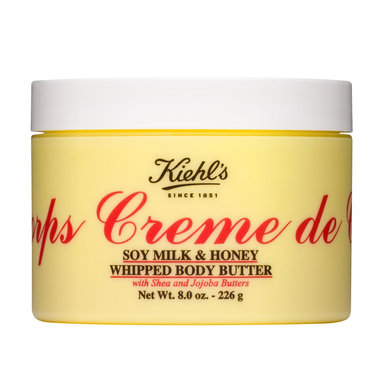 Creme de Corps Soy Milk & Honey Whip Body Cream