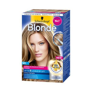 Blonde Slingor